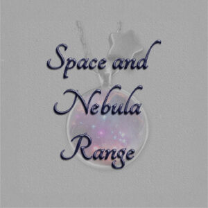 Text reading Space and Nebula Range