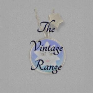 text reading The Vintage Range