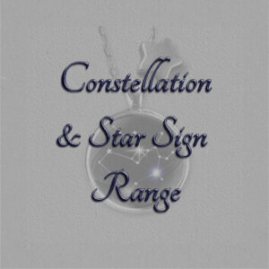 Text reading Constellation and Star Sign Range